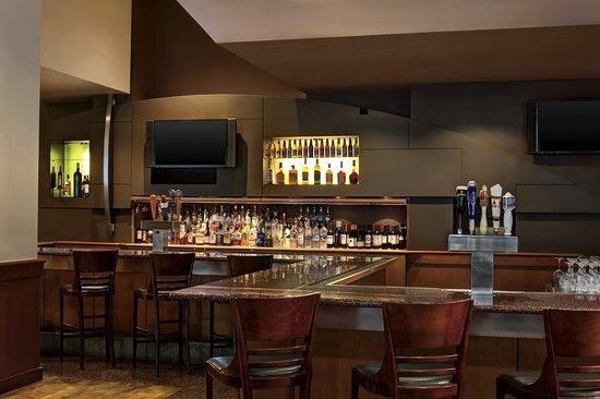 Le Meridien Cambridge - MIT: Sidneys Lounge