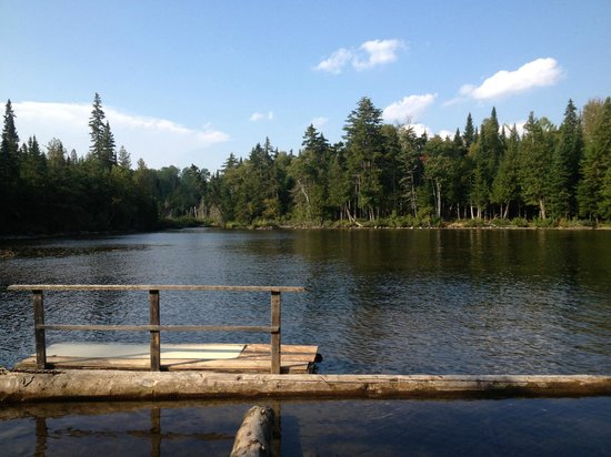 Rangeley Lake Resort, a Festiva Resort: grounds nearby