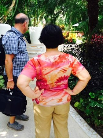 The Grand Mayan Riviera Maya: Alguien me podra ayudar??