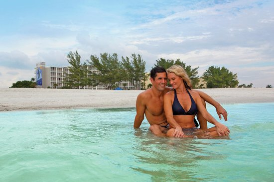 Guy Harvey Outpost, a TradeWinds Beach Resort: Relax in the Gulf