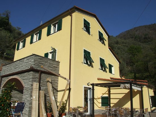 B&B Vignola: Excellent place to stay for a visit to the Cinque Terre