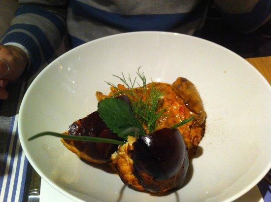 Le Citronnier : foies de volailles revisités
