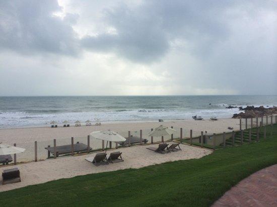 Carmel Charme Resort: Spiaggia