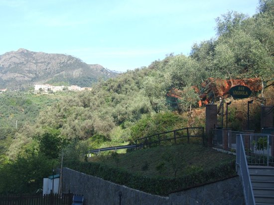 B&B Vignola: The surroundings