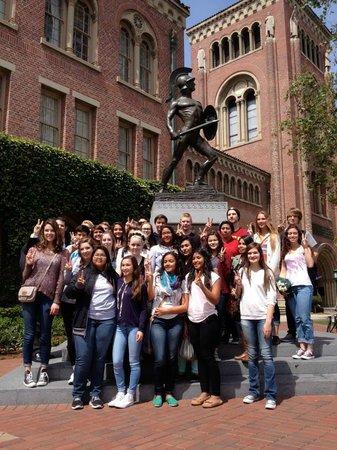 Embassy Suites by Hilton Anaheim - Orange: Convenient to explore local colleges!