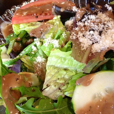 Sole Italian Restaurant : House Salad