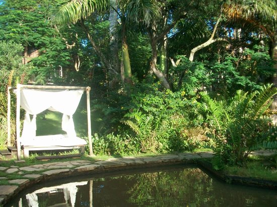 Pousada Le Palmier : para relajarse