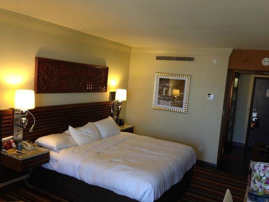 Hilton Palacio del Rio: 17th Floor King room