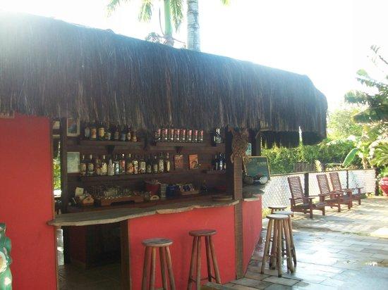 Pousada Le Palmier: El bar