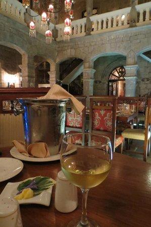 Roka Plaza: Dinner at the restaurant