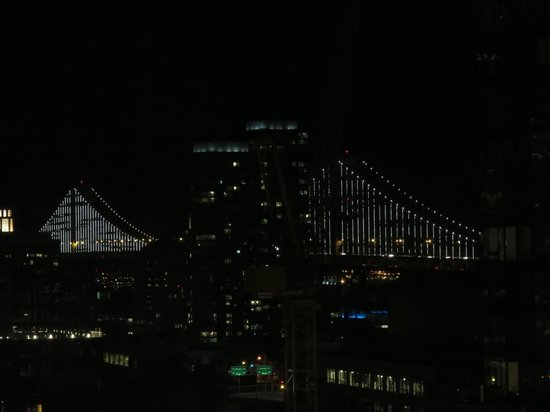 W San Francisco : View at Night