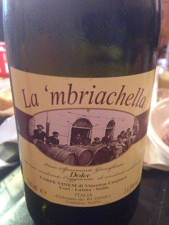 L'Antico Borgo: il vino