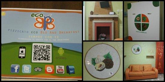 Pizzicato Eco Bed & Breakfast: Appartamento Nocciola
