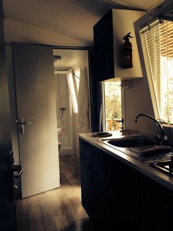Camping Casa Di Caccia: Mobil Home Giglio