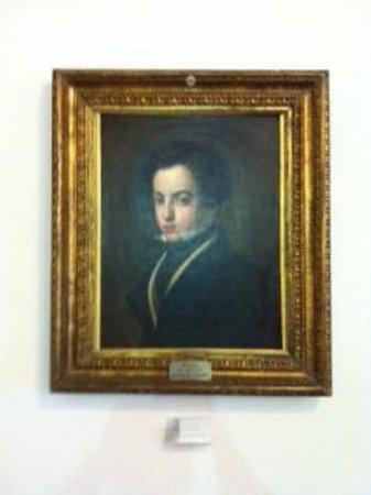 Museo Civico Belliniano: Museo Belliniano, il ritratto del maestro