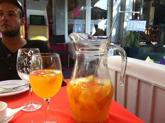 SOHO : Bebida típica de Punta del Este - Clericot