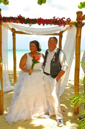 Grand Pineapple Beach Negril: My love