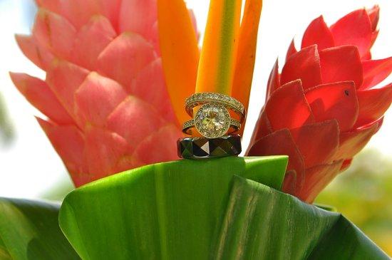 Grand Pineapple Beach Negril: My Beautiful bouquet