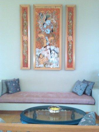 The Leela Raviz Kovalam: lobby
