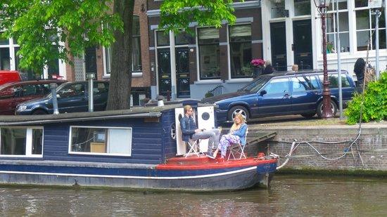 De Duif : Houseboat
