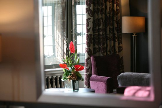 Abbey House Hotel: A Room With A View