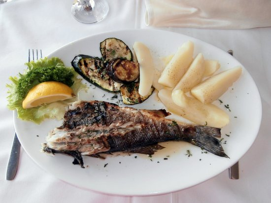 Jure: Sea bass