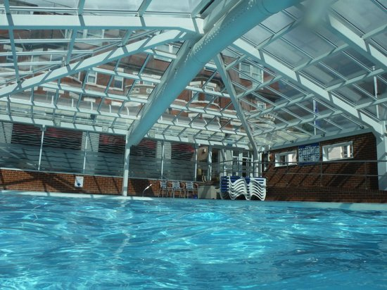 Pool Downstairs Picture Of Hallmark Hotel Spa And Leisure Club Bournemouth Tripadvisor