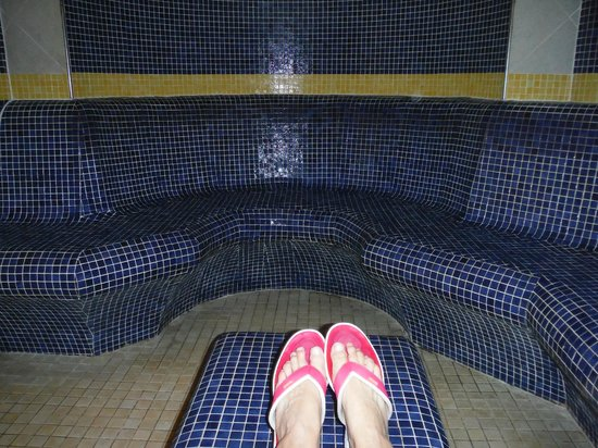 Hallmark Hotel Spa and Leisure Club: Aromatherapy Relaxation Room