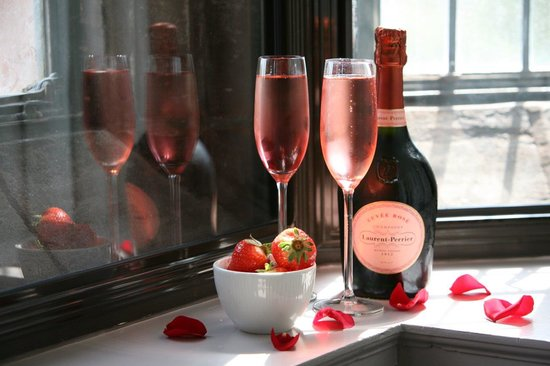 Abbey House Hotel: Honeymoon Fizz
