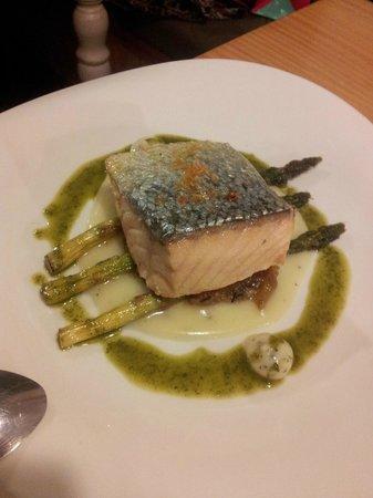 La Candela: Salmon (@poniendoacaldo)