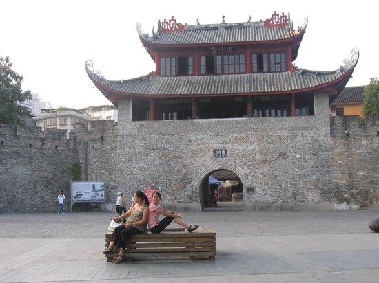 East Gate Tower of Liuzhou : East Gate