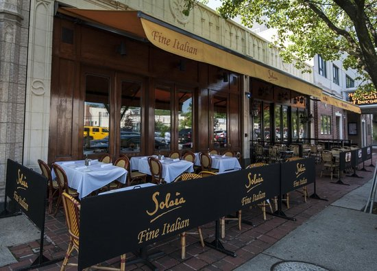 Solaia: Outdoor Seating