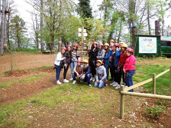 San Marino Adventures: ECCOCI 1^H IN AZIONE!