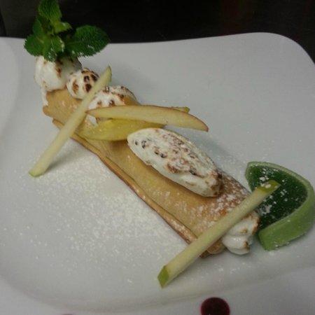 New Jack Cafe : tarte au citron version njc