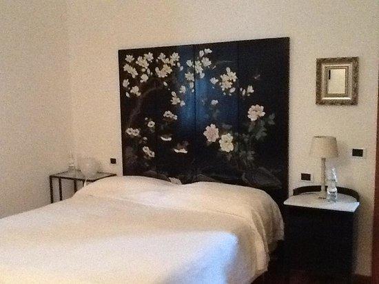 Villa Buoninsegna: stanza