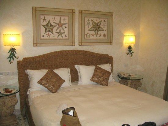Terme Manzi Hotel & Spa: stanza