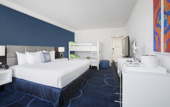 B Resort & Spa: Family Room with Bunkbeds