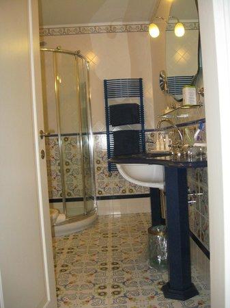 Terme Manzi Hotel & Spa : bagno