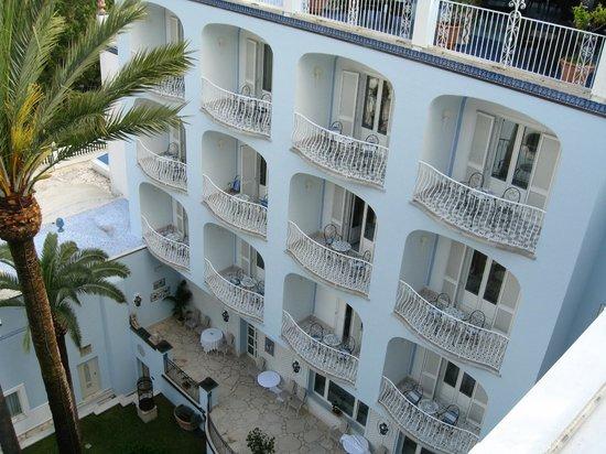 Terme Manzi Hotel & Spa: dalla stanza