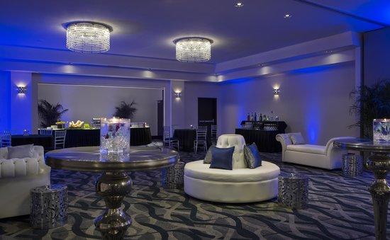 B Resort & Spa: Reception Setup