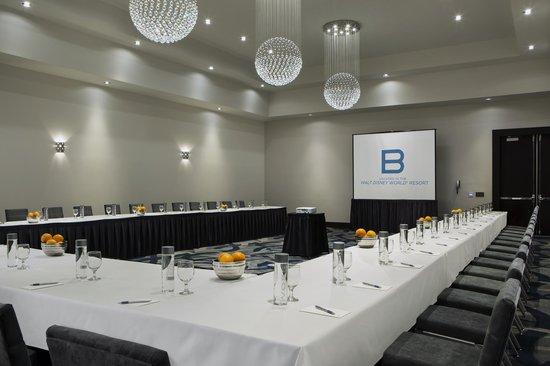 B Resort & Spa: Ballroom UShape Meeting