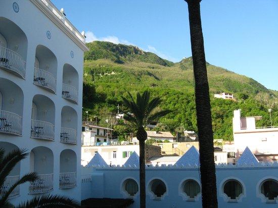 Terme Manzi Hotel & Spa: monte epomeo