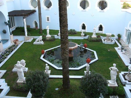 Terme Manzi Hotel & Spa : dalla stanza