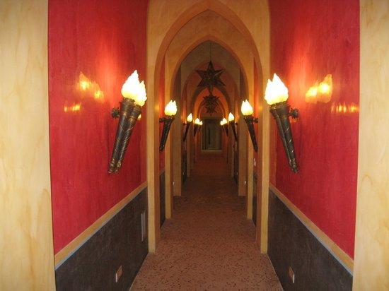 Terme Manzi Hotel & Spa : ingresso spa