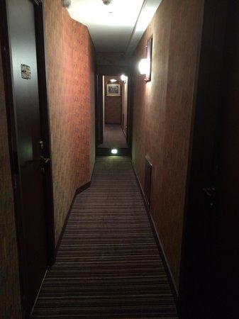 Hotel George Sand: Couloir 2ème étage