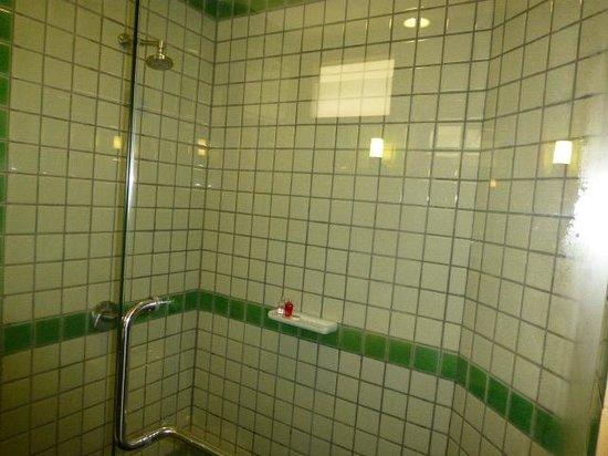 CC's Hideaway: Shower