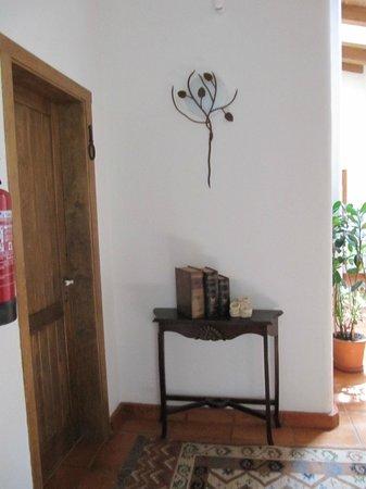 Hotel Rural Llano Tineo: Pasillo 1ª Planta