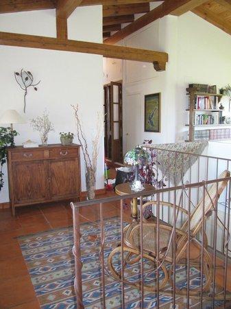 Hotel Rural Llano Tineo: Zona Estar 1ª Planta