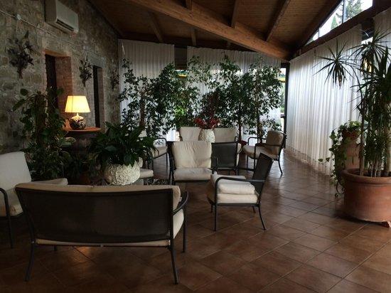 Villa Paradiso Village : Salotto ingresso