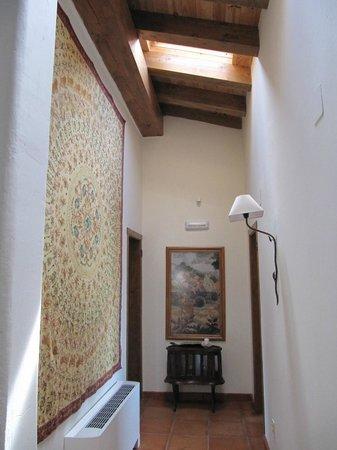 Hotel Rural Llano Tineo: Pasillo de la 1ª Planta